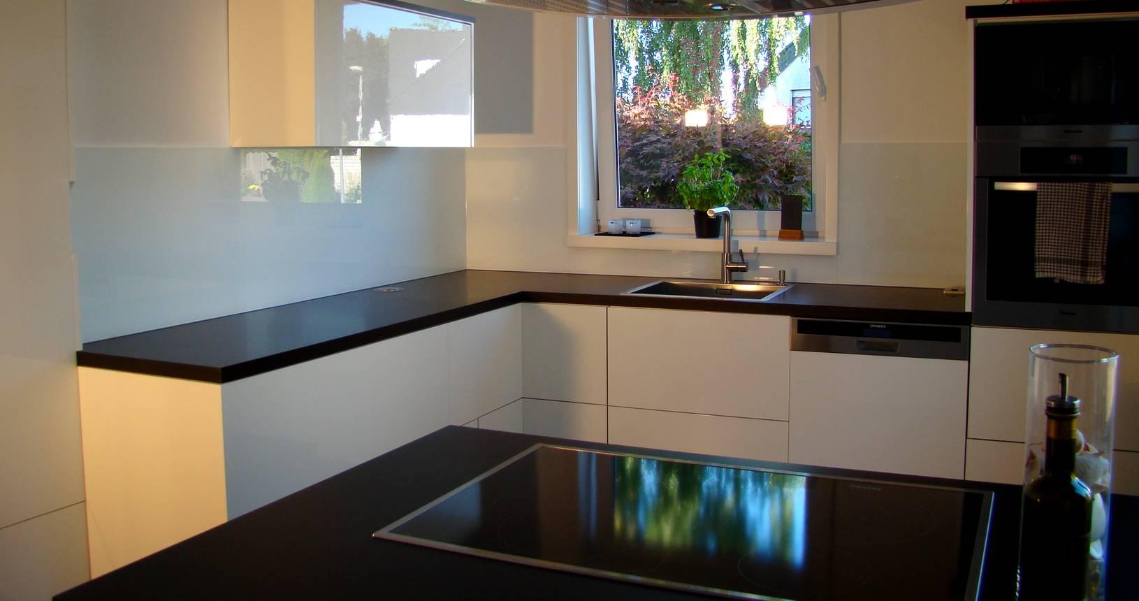 Küchenrückwand - Glaserei Malte Pasche