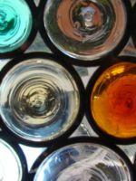 Bleiverglasung Detail - Glaserei Malte Pasche
