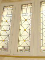 Bleiverglasung Modernisierung Ansicht von Innen