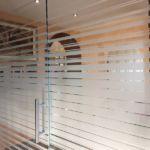 DETAIL Sandstrahlen - Glaserei Malte Pasche