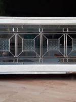 Bleiverglasung für modernen Möbelbau - Glaserei Malte Pasche