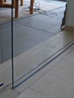 Glasschiebetür - Glaserei Malte Pasche